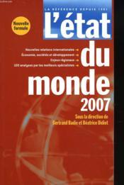L'Etat Du Monde 2007 - Couverture - Format classique
