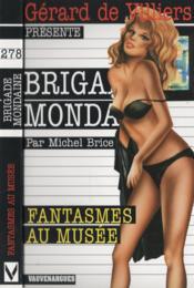 Fantasmes Au Musée - Couverture - Format classique