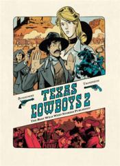 Texas cowboys t.2 - Couverture - Format classique