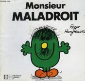 Monsieur Maladroit - Couverture - Format classique
