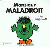 Monsieur Maladroit - Intérieur - Format classique