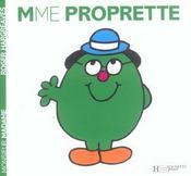Madame Proprette - Intérieur - Format classique