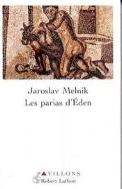 Les parias d'Eden - Couverture - Format classique