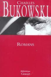 Romans - Intérieur - Format classique
