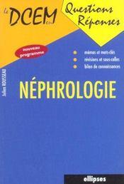 Nephrologie Nouveau Programme - Intérieur - Format classique