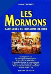 Les Mormons - Couverture - Format classique