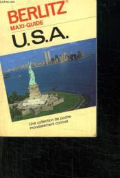 Usa - Couverture - Format classique