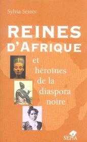 Reines d'afrique et héroïnes de la diaspora noire - Intérieur - Format classique