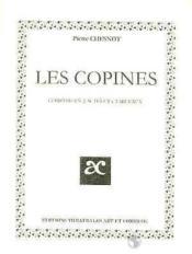 Copines - Couverture - Format classique