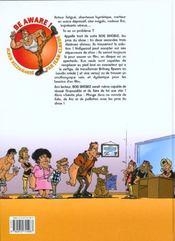 Sos Shobiz T.1 ; Les Pros Du Show - 4ème de couverture - Format classique