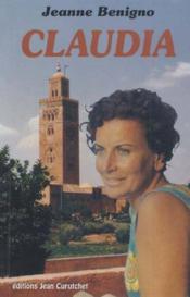 Claudia - Couverture - Format classique