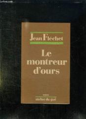 Le Montreur D Ours. - Couverture - Format classique