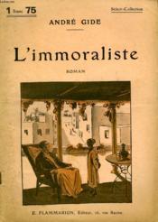 L'Immoraliste. Collection : Select Collection N° 269 - Couverture - Format classique