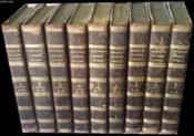 DICTIONNAIRE PITTORESQUE D'HISTOIRE NATURELLE ET DES PHENOMENES DE LA NATURE en 9 tomes. CONTENANT L'HISTOIRE DES ANIMAUX, DES VEGETAUX, DES MINERAUX, DES METEORES, DES PRINCIPAUX PHENOMENES PHYSIQUES ET DES CURIOSITES NATURELLES, AVEC DES DETAILS... - Couverture - Format classique