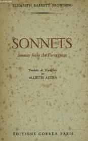 Sonnets. (Sonnets From The Portuguese) - Couverture - Format classique