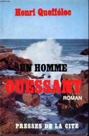 Un Homme D'Ouessant - Couverture - Format classique