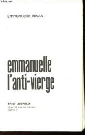 L'Anti-Vierge Emmanuelle - Couverture - Format classique