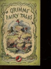 Fairy Tales - Couverture - Format classique