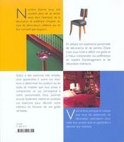 Creez Votre Style ; Methodes Originales Et Ludiques - 4ème de couverture - Format classique