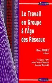 Travail En Groupe A L'Age - Couverture - Format classique