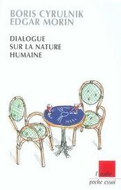 Dialogue Sur La Nature Humaine - Intérieur - Format classique