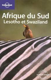 Afrique du sud, lesotho et swaziland - Intérieur - Format classique