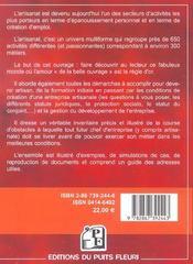 Profession Artisan. Mode D'Emploi. Tous Les Renseignements Administratifs, Socia (1re édition) - 4ème de couverture - Format classique