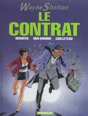 Wayne Shelton T.3 ; Le Contrat - Intérieur - Format classique