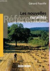 Nouvelles ruralites (les) - Couverture - Format classique