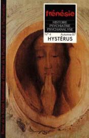 Frenesie N.4 ; Hysterus - Couverture - Format classique