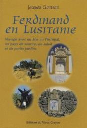 Ferdinand en lusitanie - Couverture - Format classique