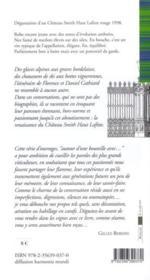 Autour D'Une Bouteille Avec ; Florence Et Daniel Cathiard - 4ème de couverture - Format classique