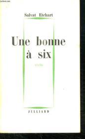 Une Bonne A Six. - Couverture - Format classique