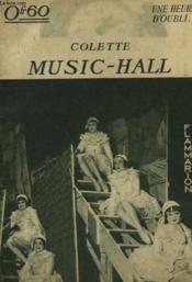 Music - Hall. Collection : Une Heure D'Oubli. - Couverture - Format classique