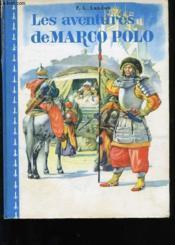 Les Aventures De Marco Polo. - Couverture - Format classique