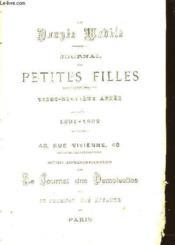 JOURNAL DES PETITES FILLES - 29ème année - LA POUPEE MODELE - Couverture - Format classique