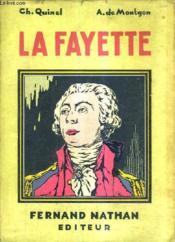 La Fayette L'Ami De La Liberte. - Couverture - Format classique