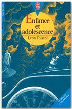 Enfance et adolescence - Couverture - Format classique
