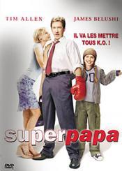 Super Papa - Couverture - Format classique