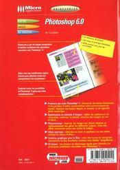 Guidexpress photoshop 6 - 4ème de couverture - Format classique