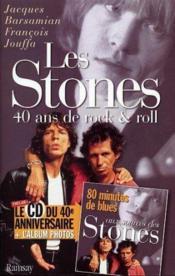 Les stones - Couverture - Format classique