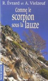 Comme Le Scorpion Sous La Lauze - Couverture - Format classique