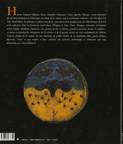 Art Des Indiens D'Amérique Du Nord. Dans La Collection D'Eugène Et Clare Thaw - 4ème de couverture - Format classique