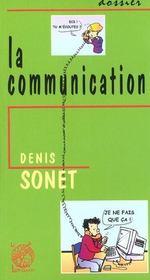 La communication - Intérieur - Format classique