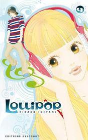 Lollipop t.4 - Couverture - Format classique