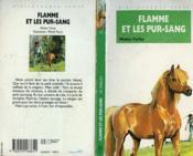 Flamme Et Les Pur-Sang - Couverture - Format classique