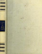 La Mort Est Un Commencement. Les Morts Vivants. Le Livre De Demain. - Couverture - Format classique