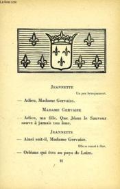 Le Mystere De La Charite De Jeanne D'Arc (Suite Inedite) - Couverture - Format classique