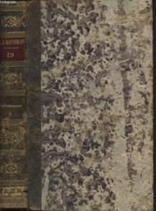 Oeuvres Completes De J.J. Rousseau Tome Dix Neuvieme Les Confessions Livre Premier - Couverture - Format classique