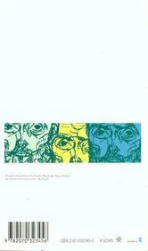 Le porche du mystère de la deuxième vertu - 4ème de couverture - Format classique